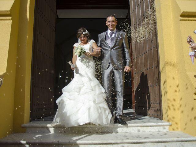 La boda de Javier y Patricia en Chiclana De La Frontera, Cádiz 13