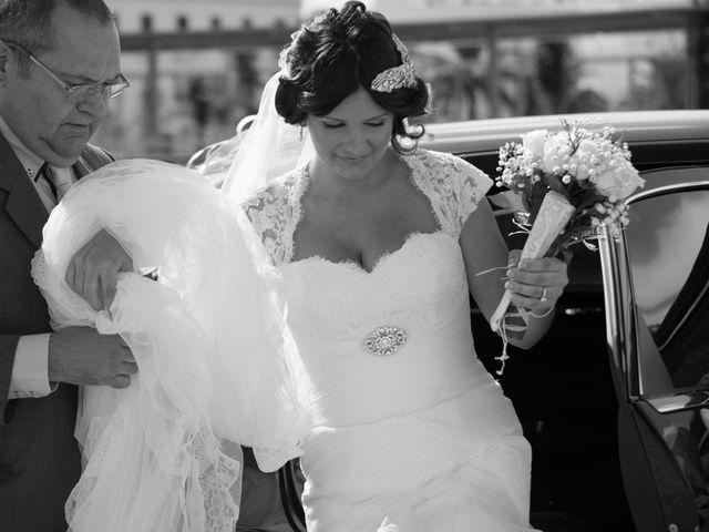 La boda de Javier y Patricia en Chiclana De La Frontera, Cádiz 14