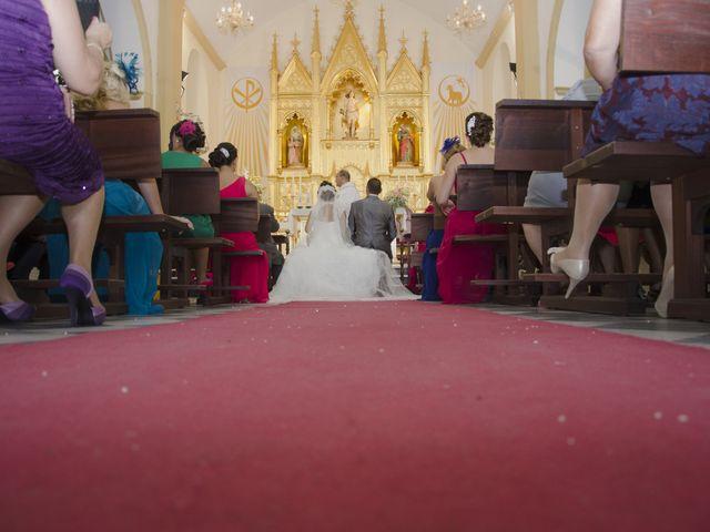 La boda de Javier y Patricia en Chiclana De La Frontera, Cádiz 1