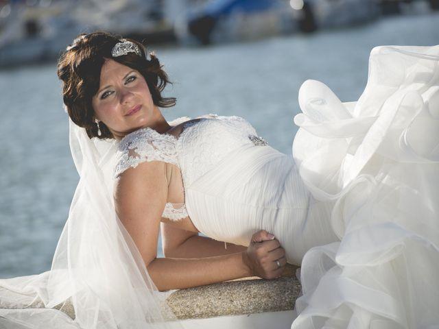 La boda de Javier y Patricia en Chiclana De La Frontera, Cádiz 16
