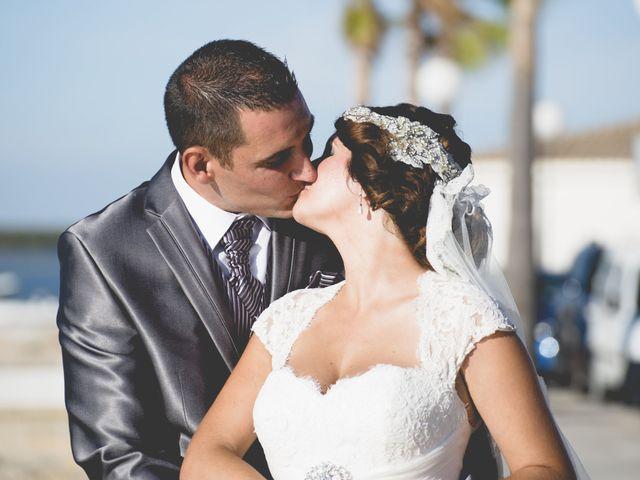 La boda de Javier y Patricia en Chiclana De La Frontera, Cádiz 18