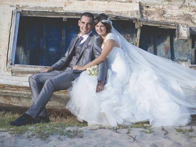 La boda de Javier y Patricia en Chiclana De La Frontera, Cádiz 20