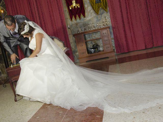 La boda de Javier y Patricia en Chiclana De La Frontera, Cádiz 26
