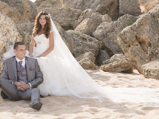 La boda de Javier y Patricia en Chiclana De La Frontera, Cádiz 36