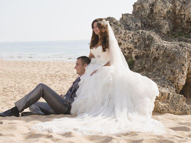 La boda de Javier y Patricia en Chiclana De La Frontera, Cádiz 37