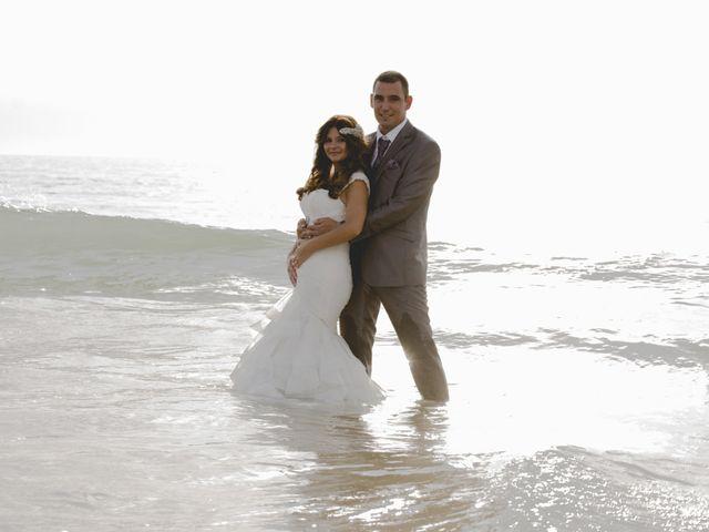 La boda de Javier y Patricia en Chiclana De La Frontera, Cádiz 43