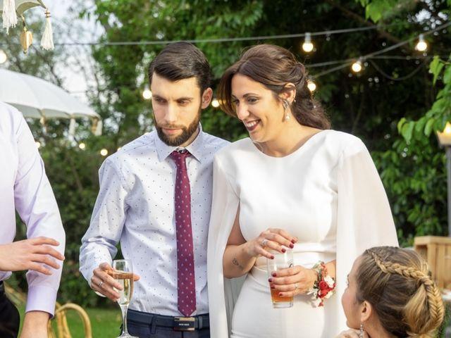 La boda de Daniel y Estefania  en Las Rozas De Madrid, Madrid 1