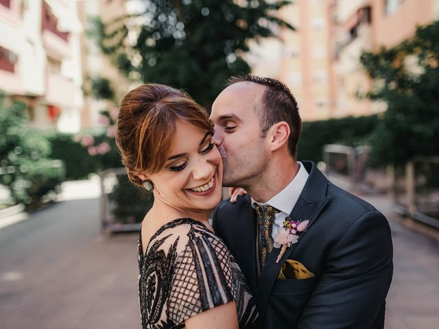 La boda de Luis y Aurora en Alacant/alicante, Alicante 14