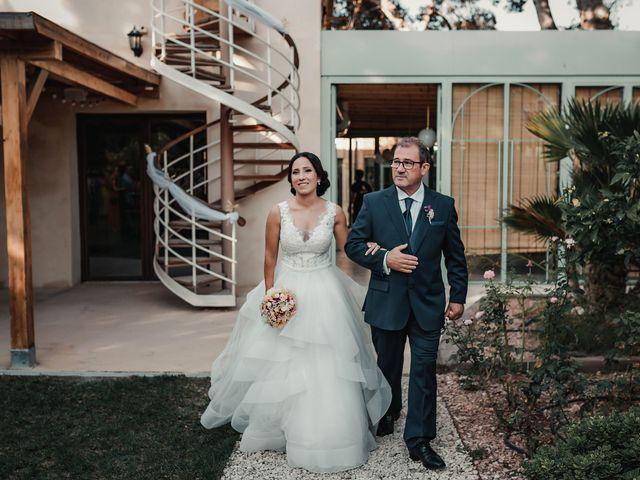La boda de Luis y Aurora en Alacant/alicante, Alicante 85