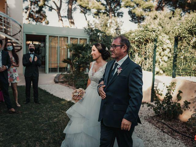 La boda de Luis y Aurora en Alacant/alicante, Alicante 86
