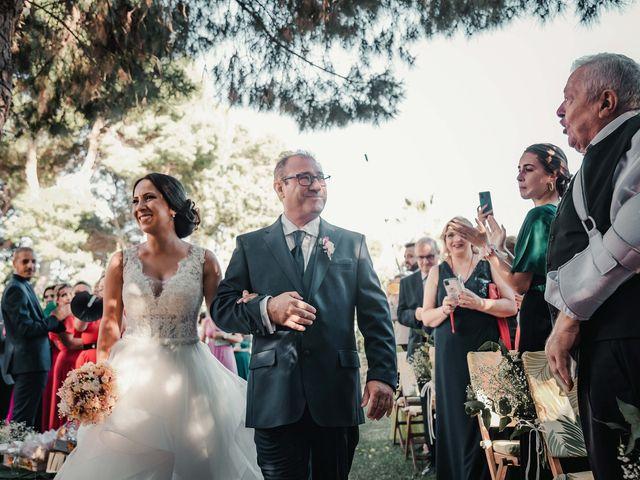 La boda de Luis y Aurora en Alacant/alicante, Alicante 87