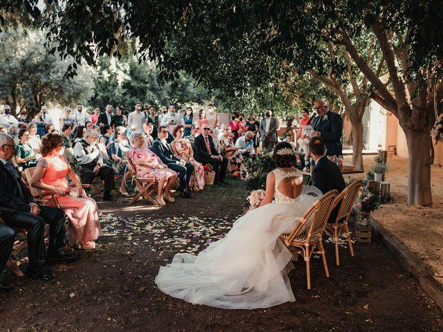 La boda de Luis y Aurora en Alacant/alicante, Alicante 92