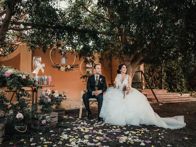 La boda de Luis y Aurora en Alacant/alicante, Alicante 93