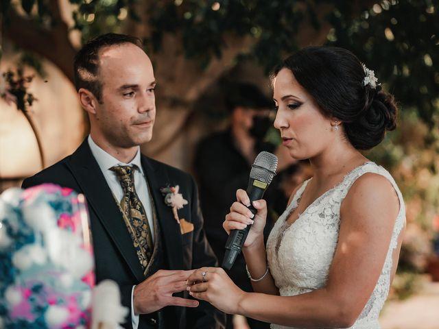 La boda de Luis y Aurora en Alacant/alicante, Alicante 114