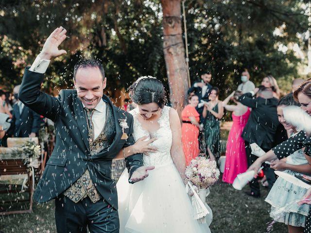 La boda de Luis y Aurora en Alacant/alicante, Alicante 126