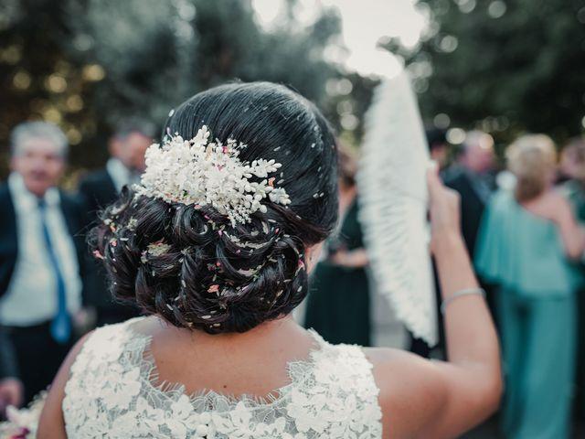 La boda de Luis y Aurora en Alacant/alicante, Alicante 128