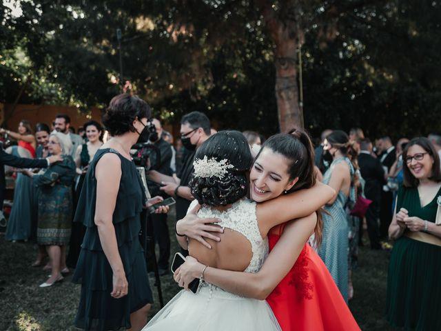 La boda de Luis y Aurora en Alacant/alicante, Alicante 129