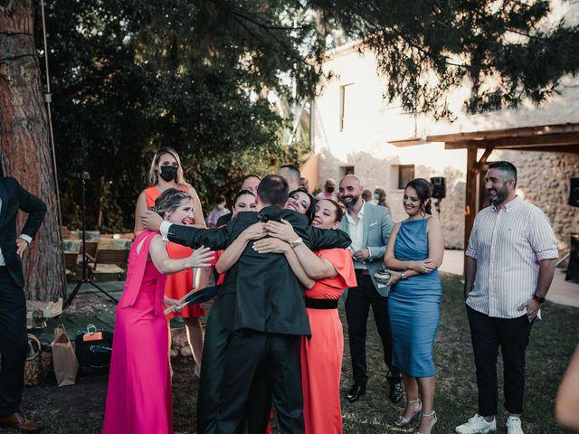 La boda de Luis y Aurora en Alacant/alicante, Alicante 132