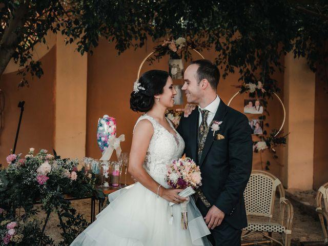 La boda de Luis y Aurora en Alacant/alicante, Alicante 134