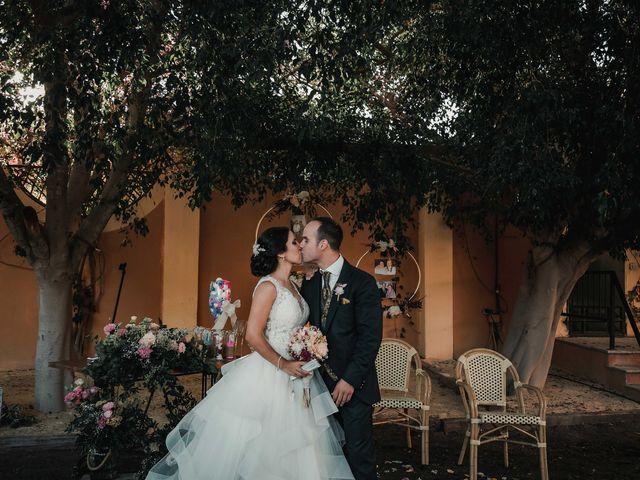La boda de Luis y Aurora en Alacant/alicante, Alicante 135