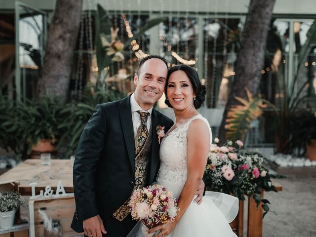 La boda de Luis y Aurora en Alacant/alicante, Alicante 136