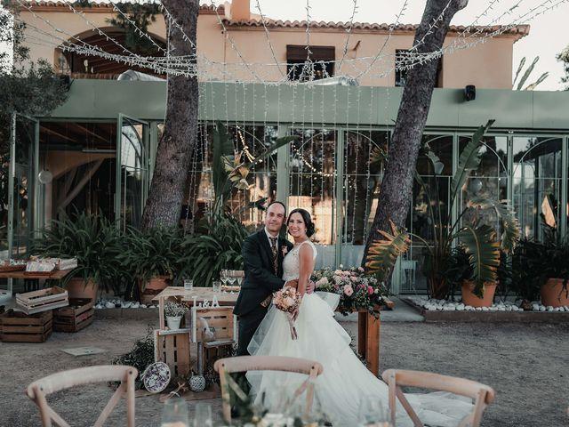 La boda de Luis y Aurora en Alacant/alicante, Alicante 140