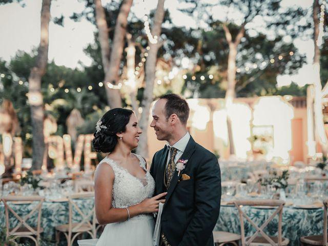 La boda de Luis y Aurora en Alacant/alicante, Alicante 143