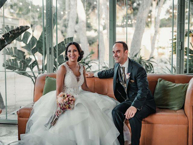 La boda de Luis y Aurora en Alacant/alicante, Alicante 145