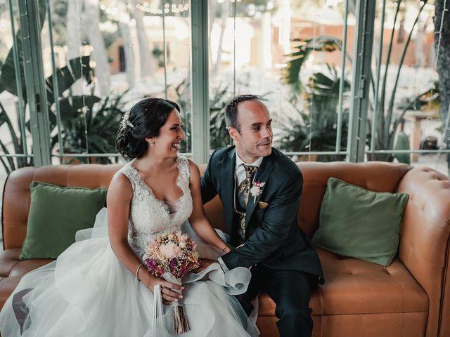 La boda de Luis y Aurora en Alacant/alicante, Alicante 151