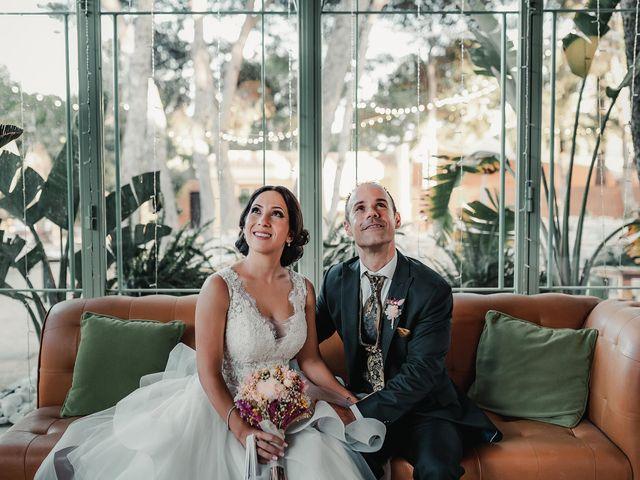 La boda de Aurora y Luis