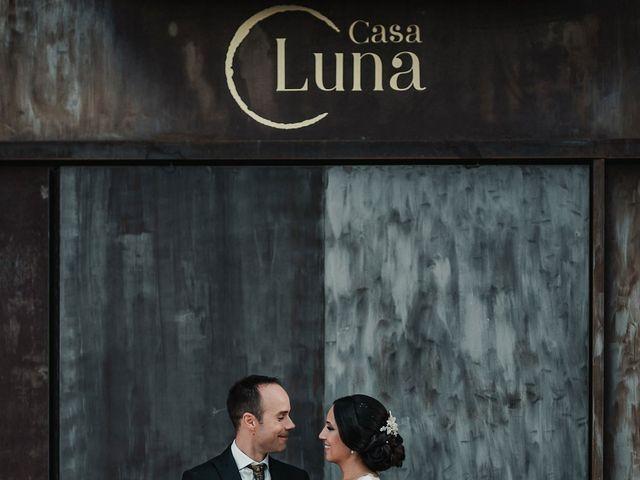 La boda de Luis y Aurora en Alacant/alicante, Alicante 165