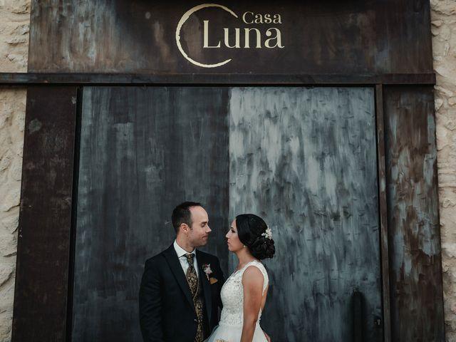La boda de Luis y Aurora en Alacant/alicante, Alicante 166