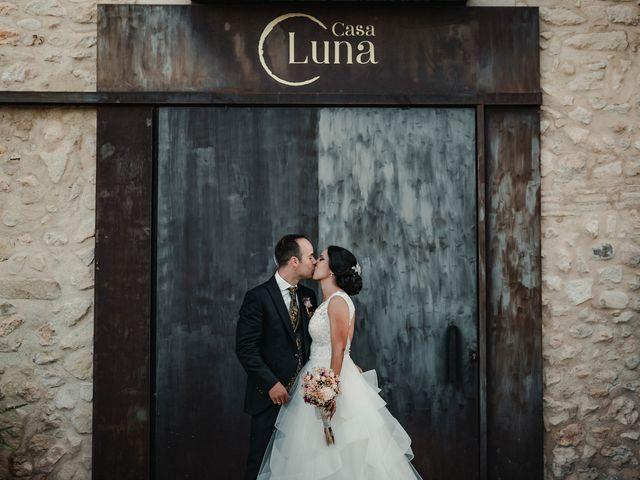 La boda de Luis y Aurora en Alacant/alicante, Alicante 168