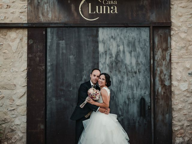 La boda de Luis y Aurora en Alacant/alicante, Alicante 170