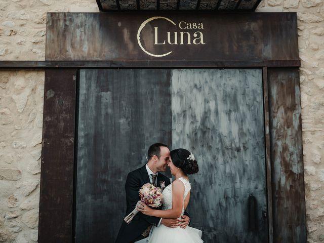 La boda de Luis y Aurora en Alacant/alicante, Alicante 173