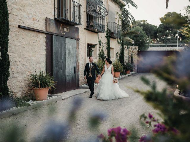 La boda de Luis y Aurora en Alacant/alicante, Alicante 176