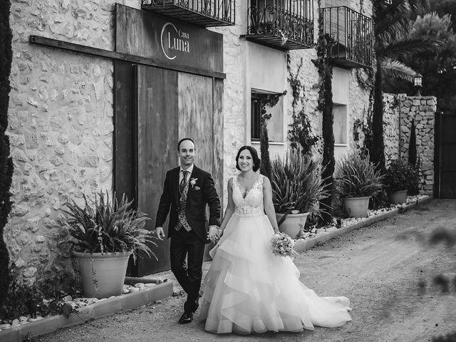 La boda de Luis y Aurora en Alacant/alicante, Alicante 177