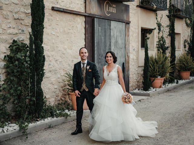 La boda de Luis y Aurora en Alacant/alicante, Alicante 178
