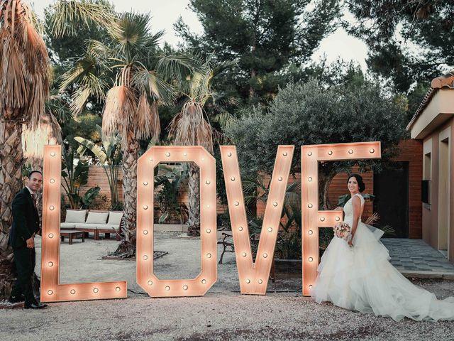 La boda de Luis y Aurora en Alacant/alicante, Alicante 183
