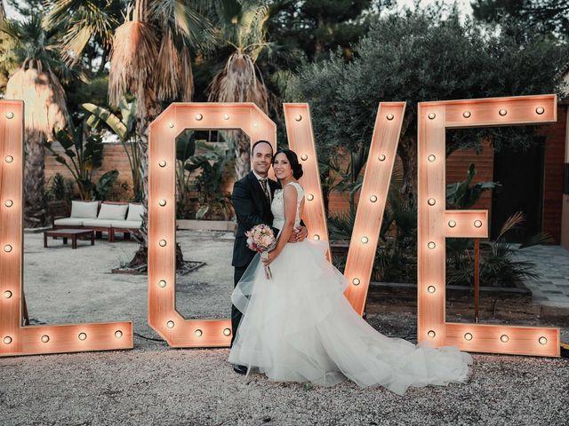 La boda de Luis y Aurora en Alacant/alicante, Alicante 184