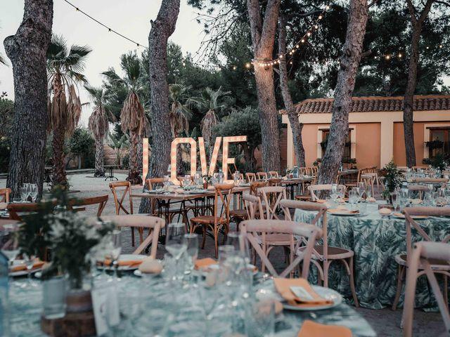 La boda de Luis y Aurora en Alacant/alicante, Alicante 190