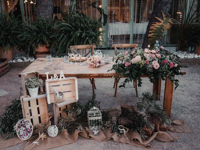 La boda de Luis y Aurora en Alacant/alicante, Alicante 191