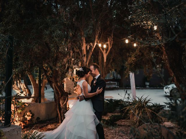 La boda de Luis y Aurora en Alacant/alicante, Alicante 199