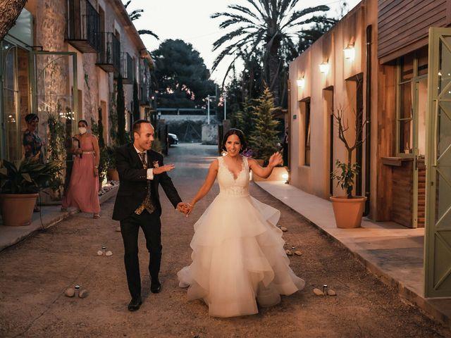 La boda de Luis y Aurora en Alacant/alicante, Alicante 202