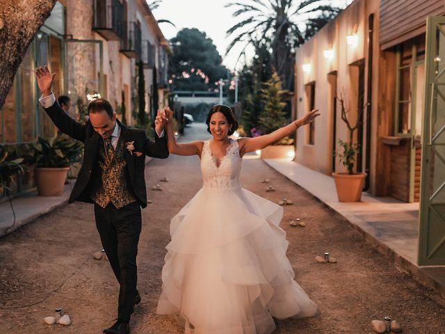 La boda de Luis y Aurora en Alacant/alicante, Alicante 203