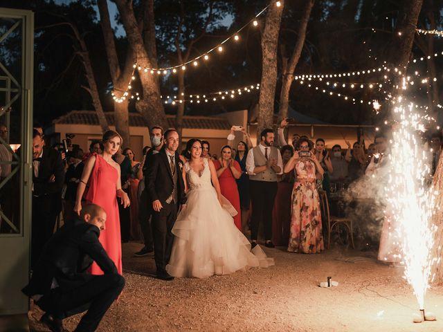 La boda de Luis y Aurora en Alacant/alicante, Alicante 206