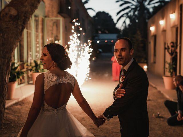 La boda de Luis y Aurora en Alacant/alicante, Alicante 207