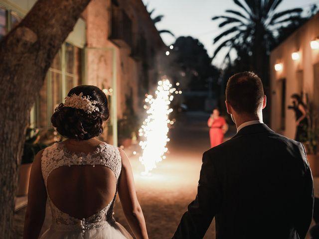 La boda de Luis y Aurora en Alacant/alicante, Alicante 209