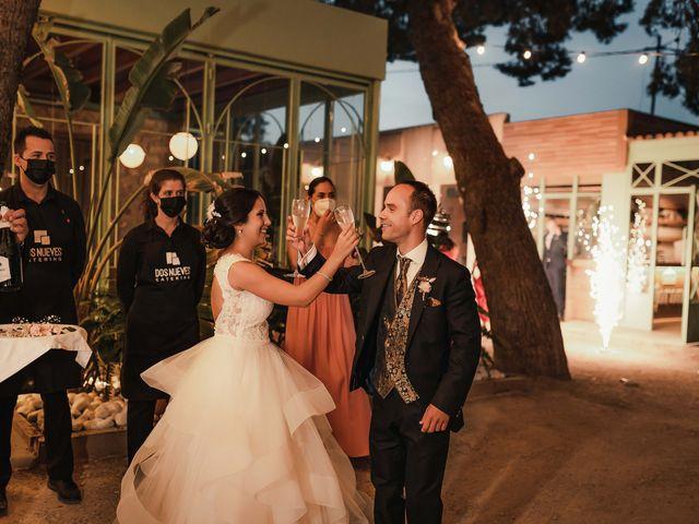 La boda de Luis y Aurora en Alacant/alicante, Alicante 213