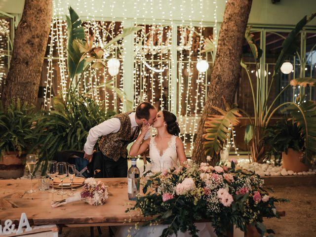 La boda de Luis y Aurora en Alacant/alicante, Alicante 215